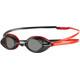 speedo Vengeance duikbrillen grijs/rood